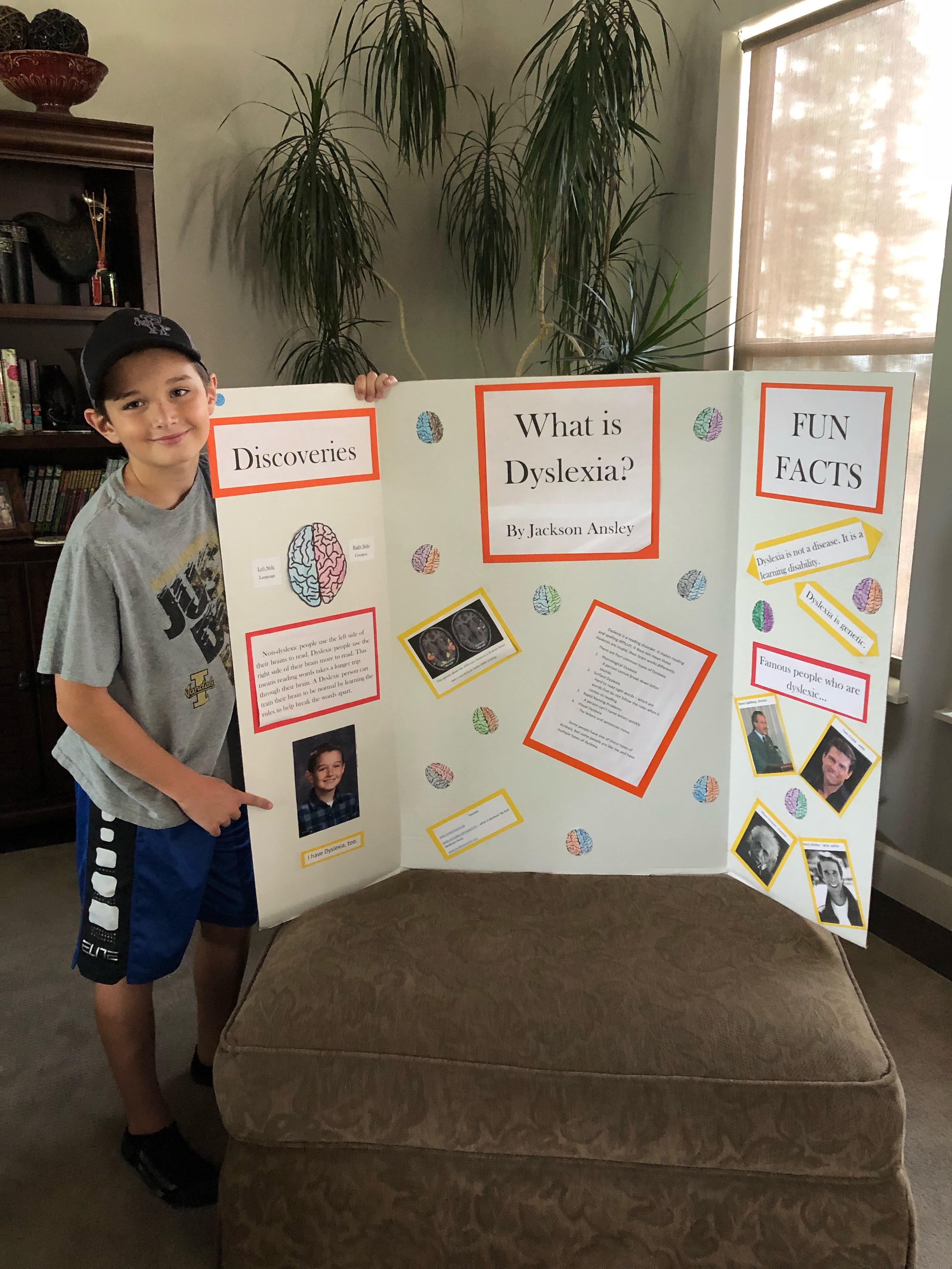 Jackson's presentation