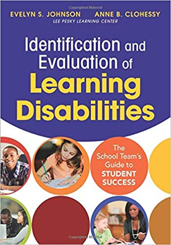 Identification and Evaluation of Learning Disabilities Book